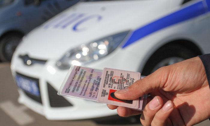Штраф за езда без документов на машину в 2019 году