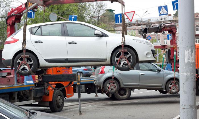 Штраф за эвакуацию автомобиля: стоимость эвакуации на штрафстоянку, как оплатить