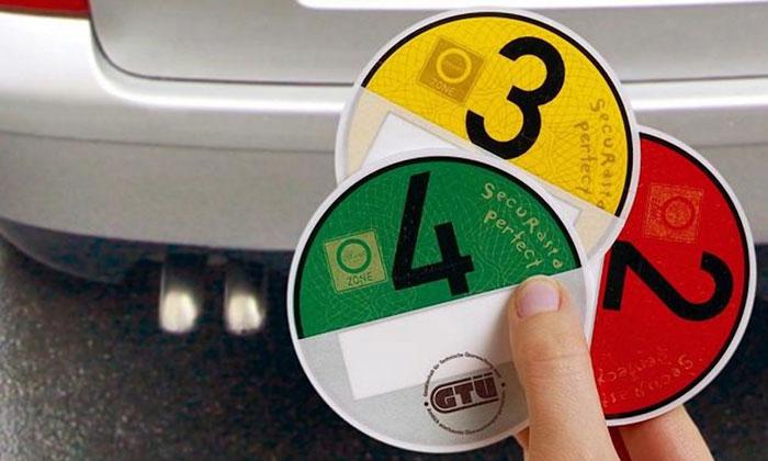 Экологический класс автомобиля 2 3 4 5